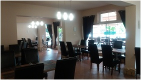 Restaurant, Siesta Club Hotel, Harkany
