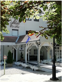 Sesta Club Hotel - Harkany, Outsde vew
