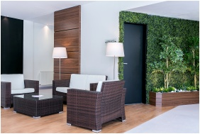 Ambient Hotel & AromaSPA Sikonda, Lounge - Sikonda