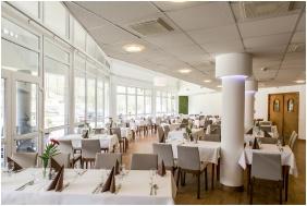 Ambient Hotel & AromaSPA Sikonda, Sikonda, Restaurant