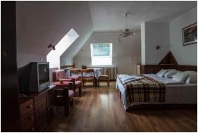 Classic room, Silver Club Hotel, Matraszentimre