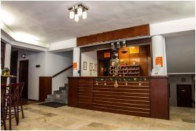 Silver Club Hotel, Reception - Matraszentimre