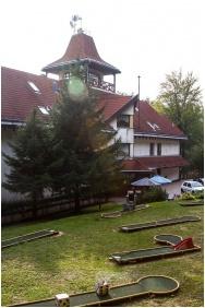 Silver Club Hotel, Building - Matraszentimre