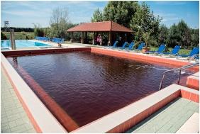 Silver Major, Thermal pool