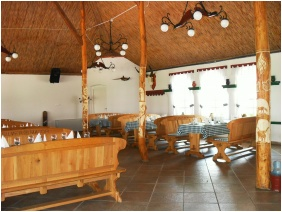 Restaurant, Silver Major, Hajduszoboszlo