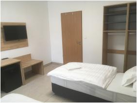 Smart Rooms Motel, berendezés