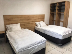 Smart Rooms Motel, Székesfehérvár, berendezés