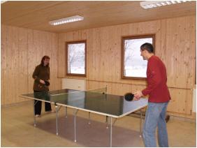 Sokoró Fogadó, Ping-pong