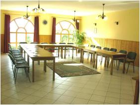 Konferenciaterem, Sokoró Fogadó, Sokorópátka