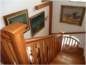 Sóvirág Vendégház, Lépcső - Hortobágy