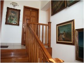 Lépcső - Sóvirág Vendégház