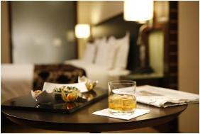 Spirit Hotel Thermal Spa - Sarvar, King double room
