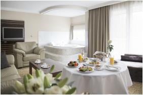 Spirit Hotel Thermal Spa - Sarvar, King suite