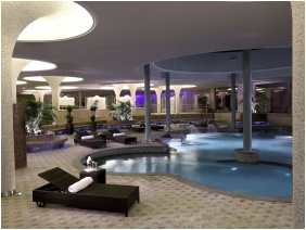 Spirit Hotel Thermal Spa - Sarvar, Indoor pool