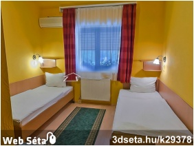 Comfort egyágyas szoba - Sport Hotel