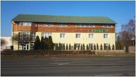 Homlokzat - Sport Hotel