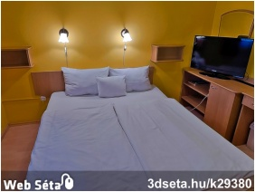 Sport Hotel, Double room