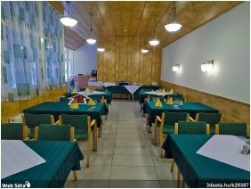 Étterem, Sport Hotel, Kecskemét