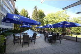 Bar Terrace - SunGarden Wellness & Conference Hotel