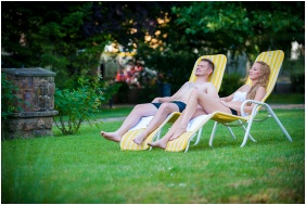 Deckchairs - SunGarden Wellness & Conference Hotel