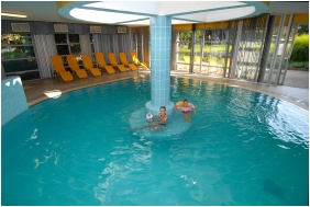 Adventure pool, SunGarden Wellness & Conference Hotel, Siofok