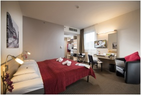Superior room, Bo18 Hotel Superior, Budapest