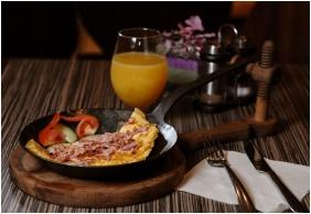 Prima colazione, Bo18 Hotel Superior, Budapest