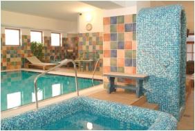 Hotel Szarcsa, Inside pool - Szekesfehervar