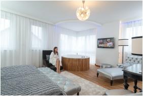 Deluxe szoba - Szárcsa Hotel