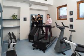 Fitness terem - Szárcsa Hotel