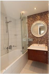 Fürdőszoba - Szárcsa Hotel