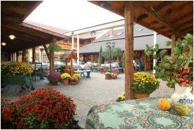 Szárcsa Hotel, Fedett terasz - Székesfehérvár