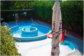 Inside pool, Hotel Szarcsa, Szekesfehervar