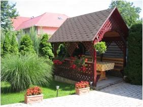 Szécsényi Apartman, Belső kert - Hévíz