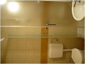 Bathroom, Pension St. Hubertus, Paradsasvar