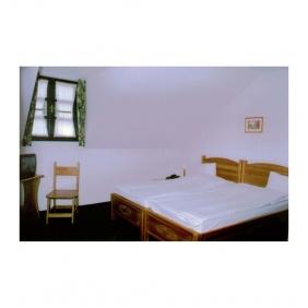 Szent Hubertus Panzió, Kétágyas szoba
