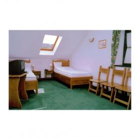 Háromágyas szoba, Szent Hubertus Panzió, Parádsasvár