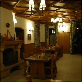 Pension St. Hubertus, Restaurant - Paradsasvar