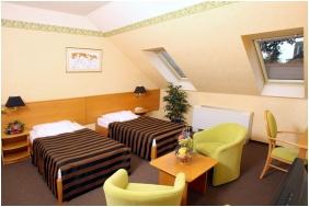 Szent Janos Hotel, Loft room