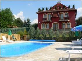 Úszómedence - Szent István Hotel