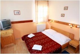 Classic room, Hotel Szent Istvan, Eger