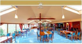 Szent István Hotel, Étterem