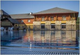 Nyáron - Szent Orbán Erdei Wellness Hotel