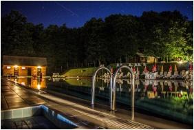 Szent Orbán Erdei Wellness Hotel, Nyáron