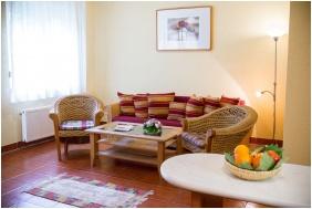 Lakosztály - Wellness Hotel Szindbád