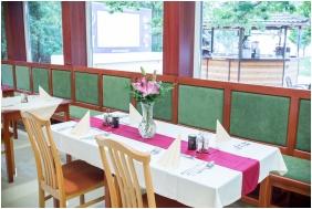Wellness Hotel Szindbad, Balatonszemes, Restaurant