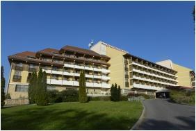 Hunguest Hotel Pelion, Building - Tapolca