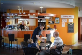 Bar, Hunguest Hotel Pelion, Tapolca