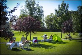 Hunguest Hotel Pelion , Belső kert - Tapolca