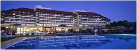 Hunguest Hotel Pelion, Tapolca, Sunset